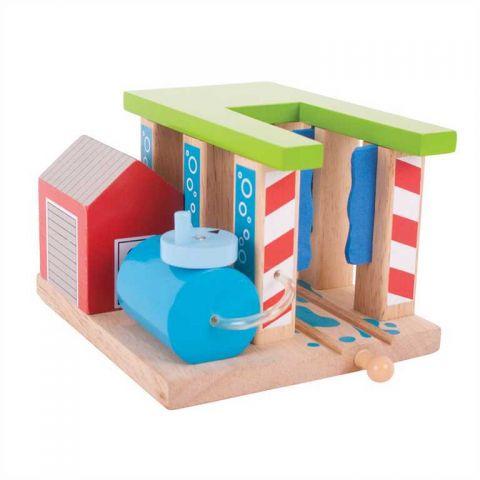 Bigjigs Rail Vlaková myčka