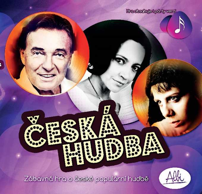 Česká hudba - otázky a odpovědi