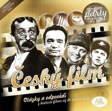 Rodinné deskové hry - Český film - otázky a odpovědi