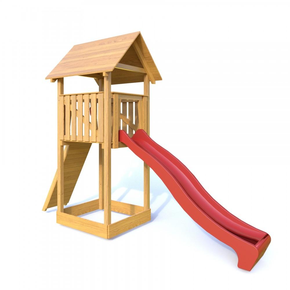 Dřevěné dětské hřiště - Dětské hřiště VIKTORKA