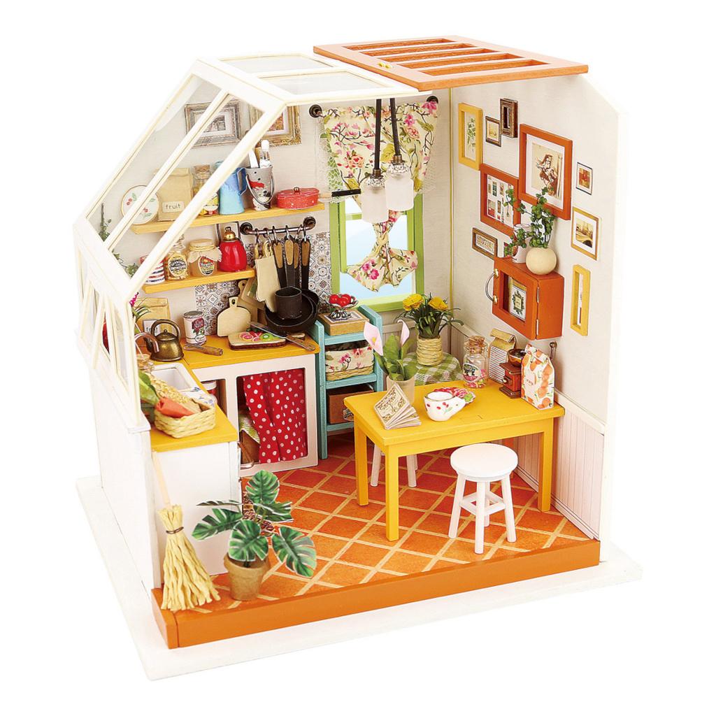 RoboTime miniatura domečku Kuchyňka