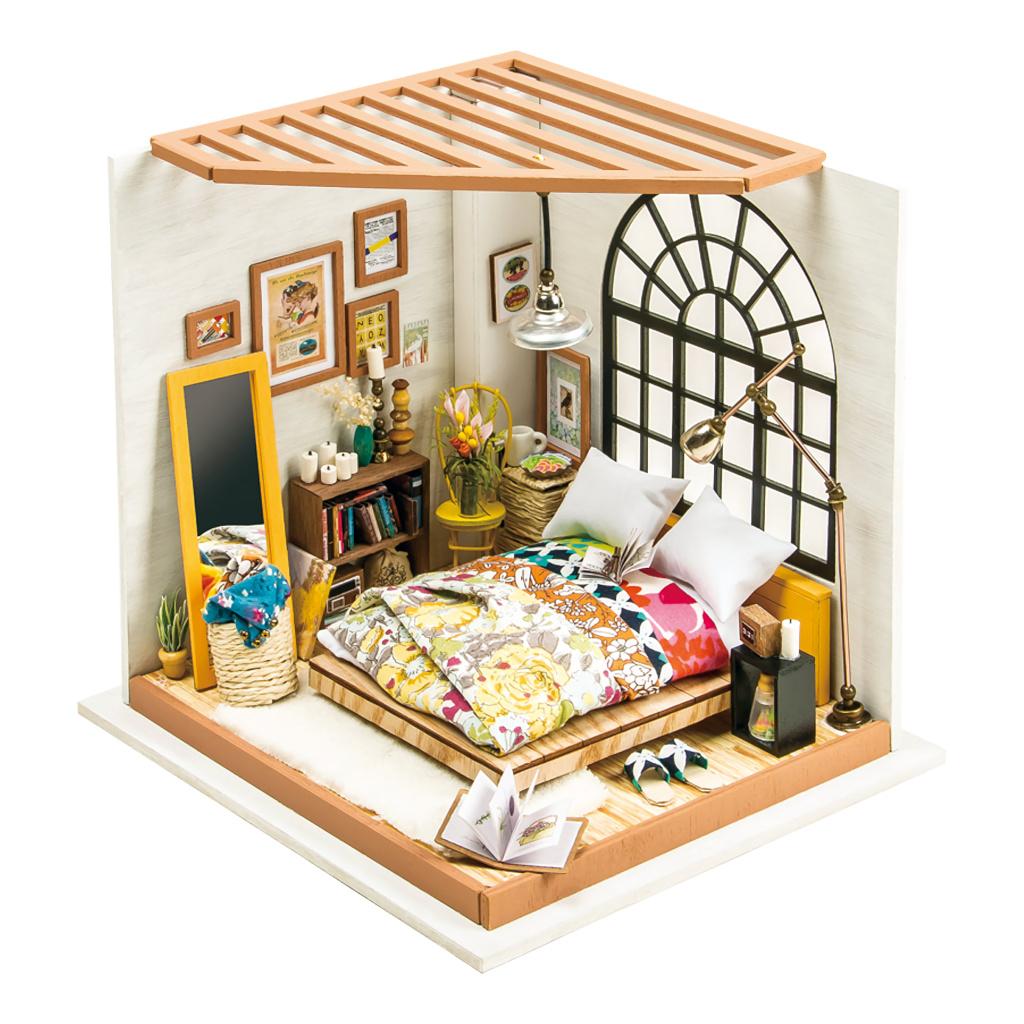RoboTime miniatura domečku Ložnice