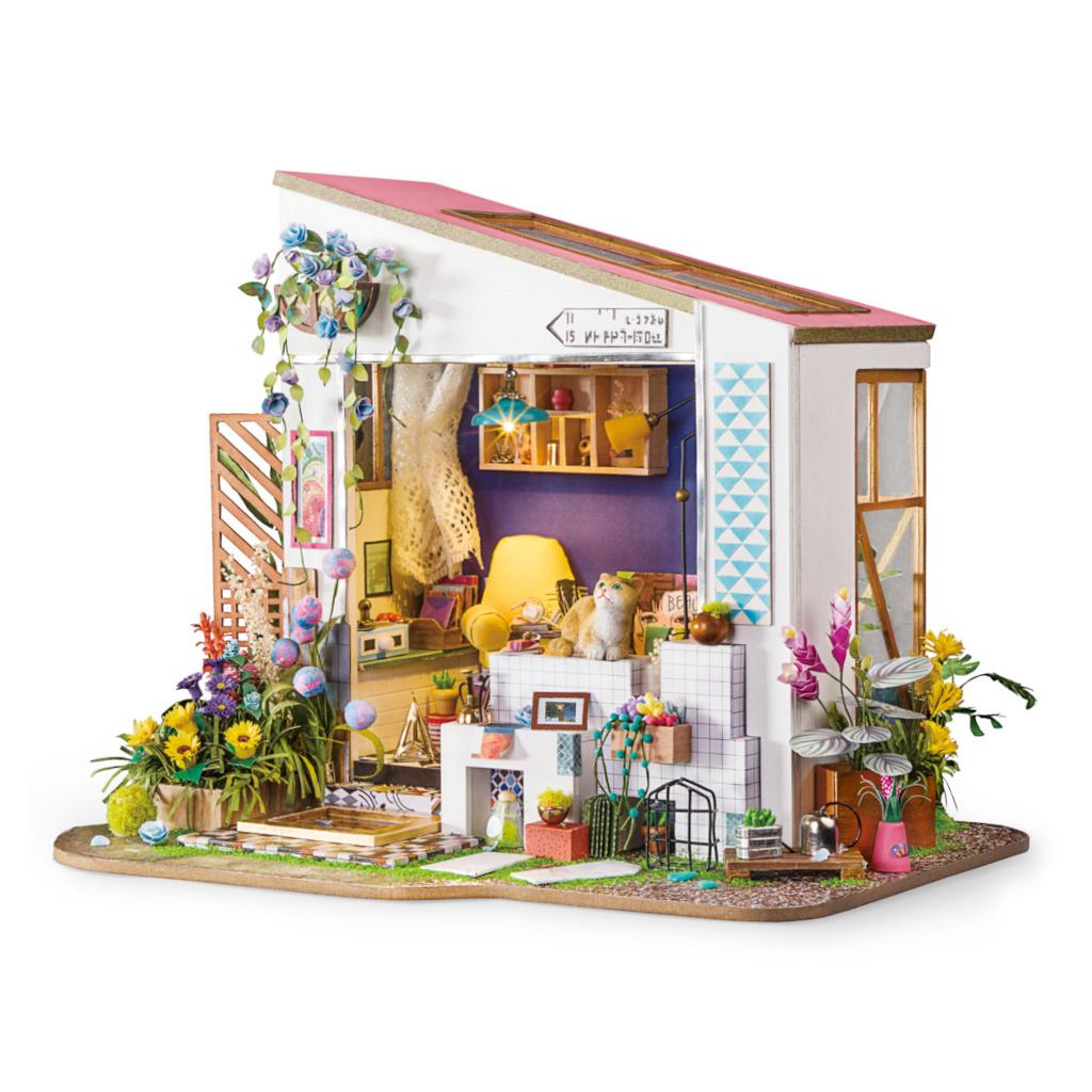 RoboTime miniatura domečku Veranda
