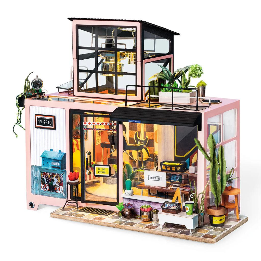 RoboTime miniatura domečku Studio