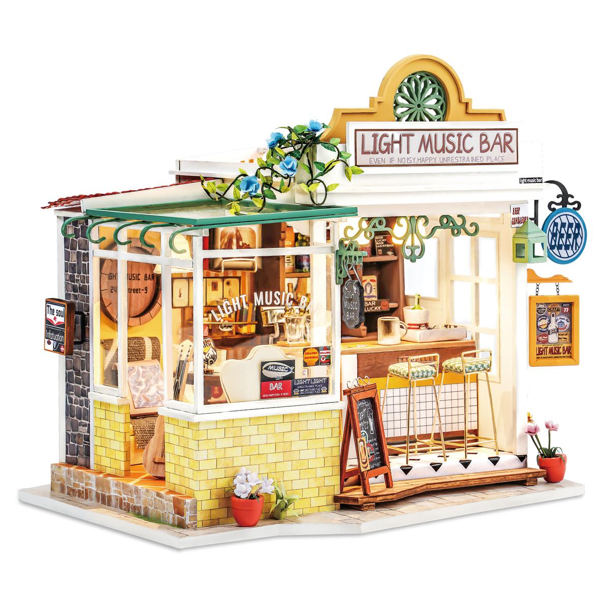 RoboTime miniatura domečku Bar