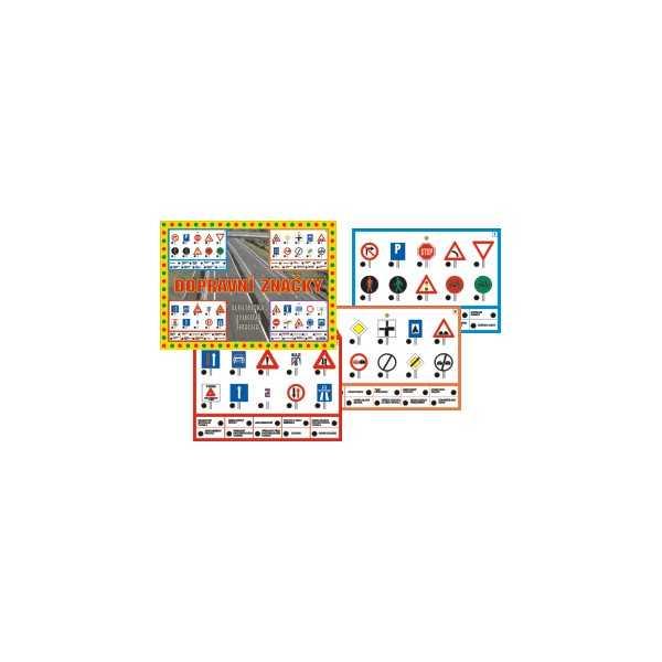 Voltík elektronická hračka - Dopravní značky