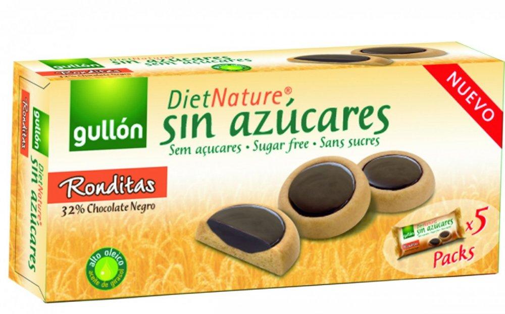Sušenky Ronditas bez cukru 180g