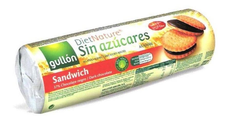 Sušenky Sandwich bez cukru 250g