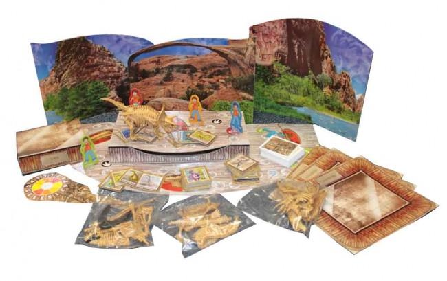 Edukativní hra - Discovery Paleontologie