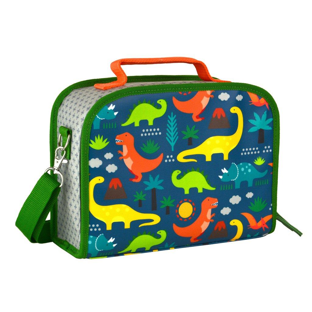Petitcollage EKO-friendly box na svačinku dinosauři
