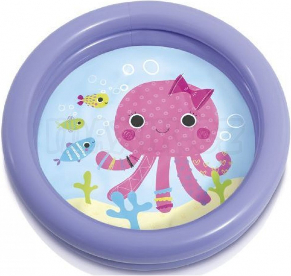 Intex Baby bazén fialový