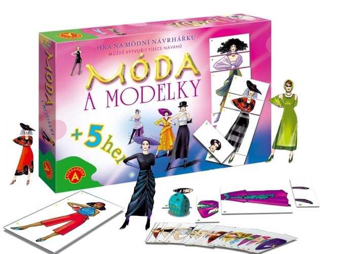 Alexander Móda a modelky