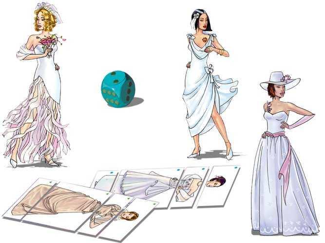 Svatební šaty - Móda a modelky