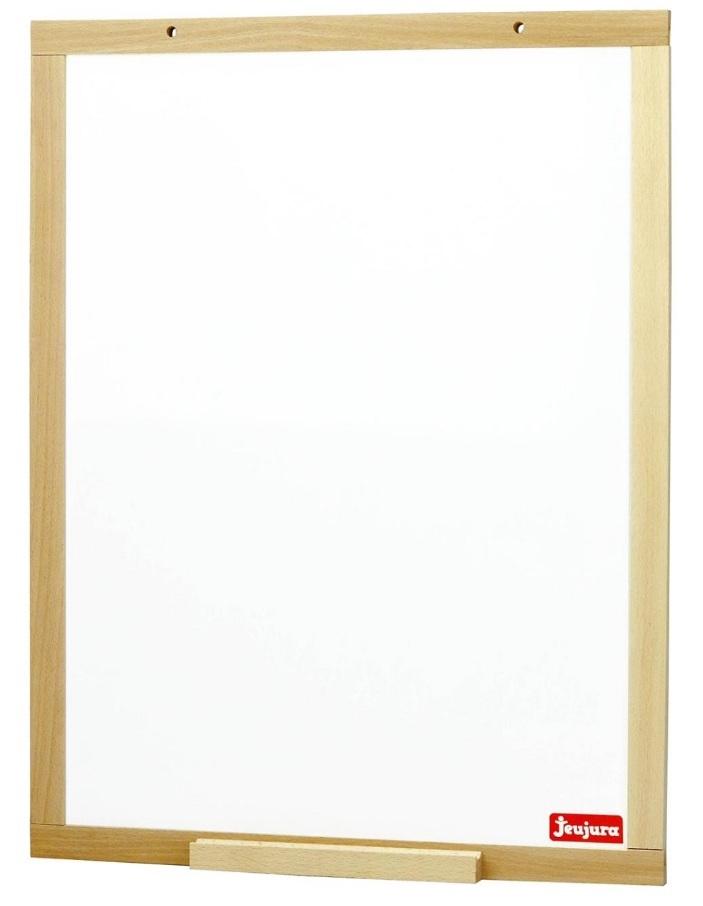 Jeujura Dřevěná nástěnná magnetická tabule