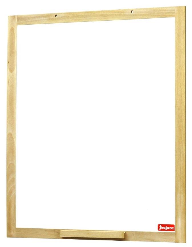 Jeujura Dřevěná nástěnná magnetická tabule velká
