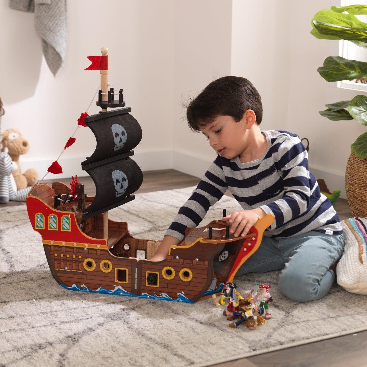 KidKraft Pirátská loď