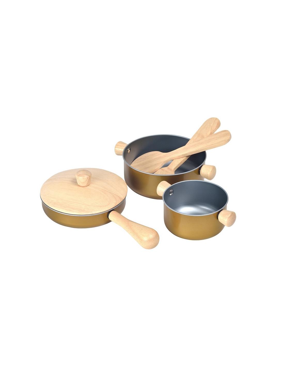 PlanToys Kuchyňské nádobí