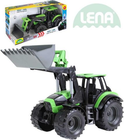 Lena Deutz Traktor Fahr Agrotron 7250