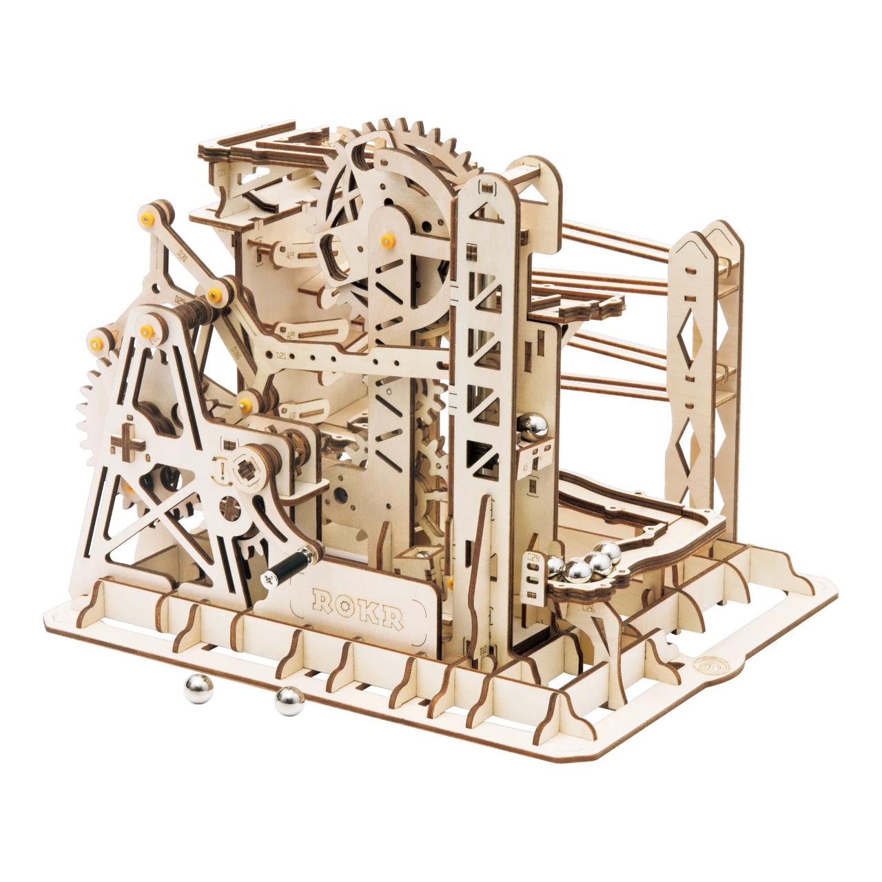 RoboTime 3D skládačka kuličkové dráhy Kaskáda