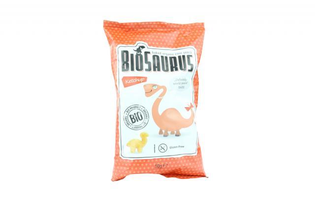 Zdravé mlsání - Biosaurus kečup