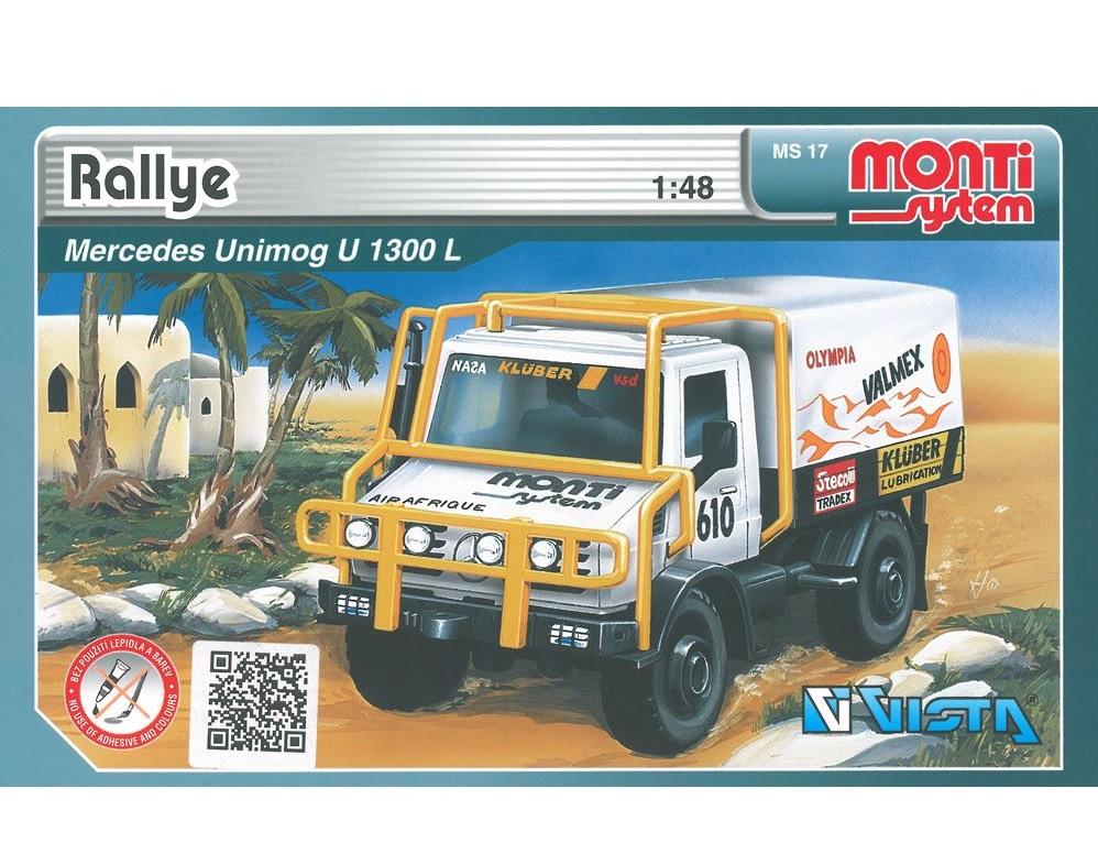Monti System - MS17 - Rallye