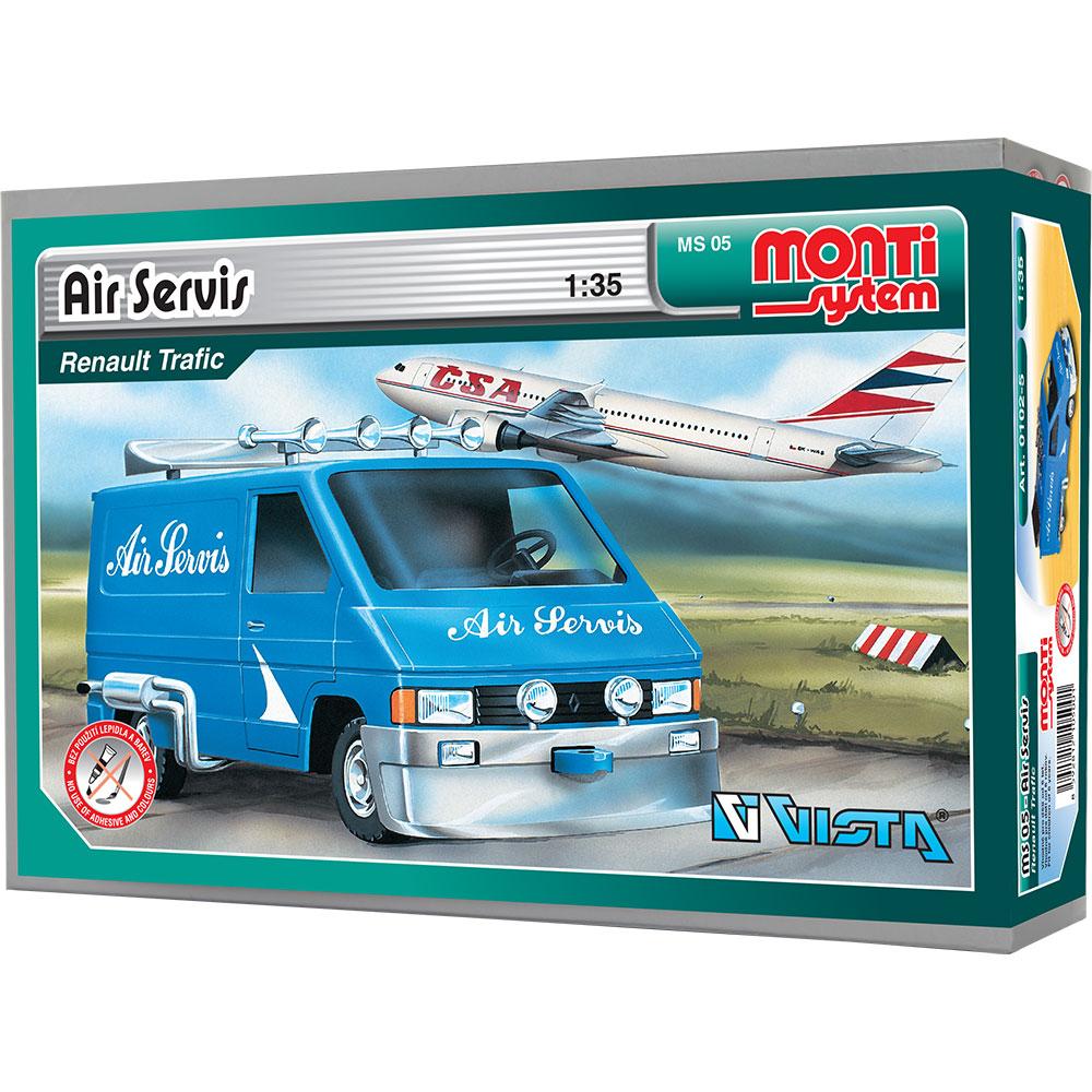 Monti System - Air Servis
