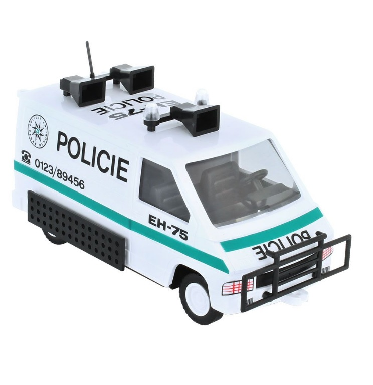 Monti System - Police