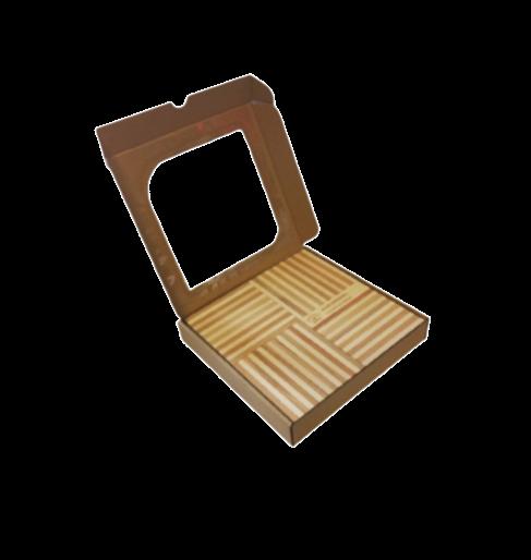 Dřevěná stavebnice destičky 200 ks