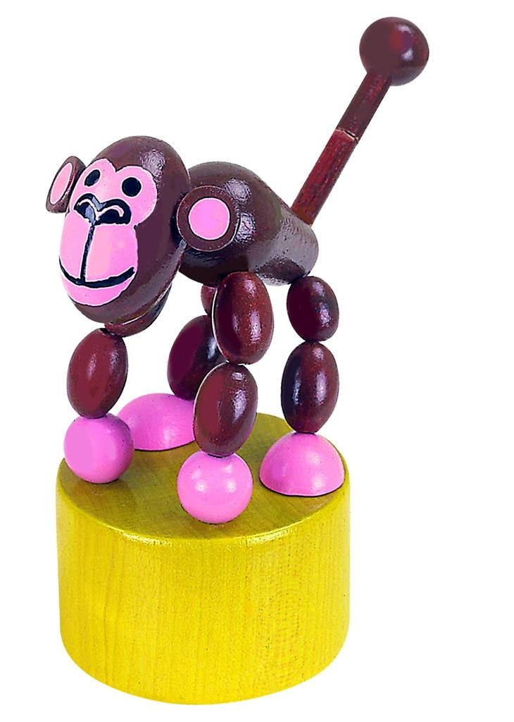 Detoa Mačkací figurka Opička