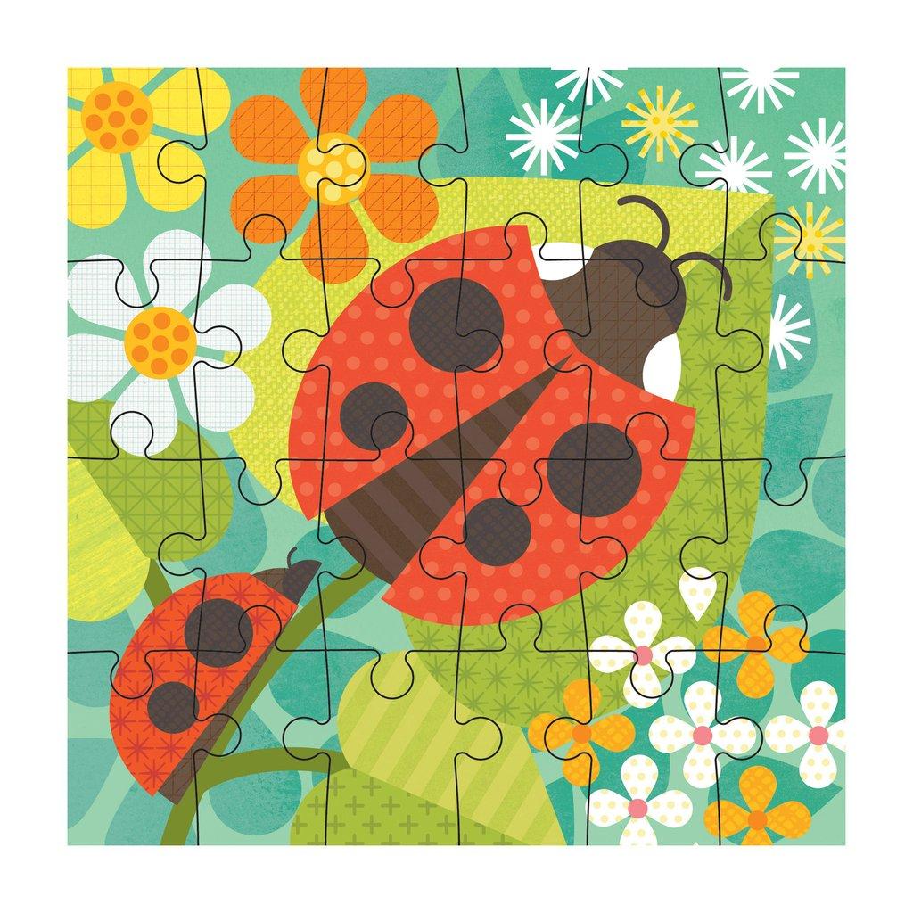 Petitcollage Puzzle beruška