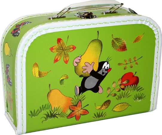 Kufr Krtek a hruška malý