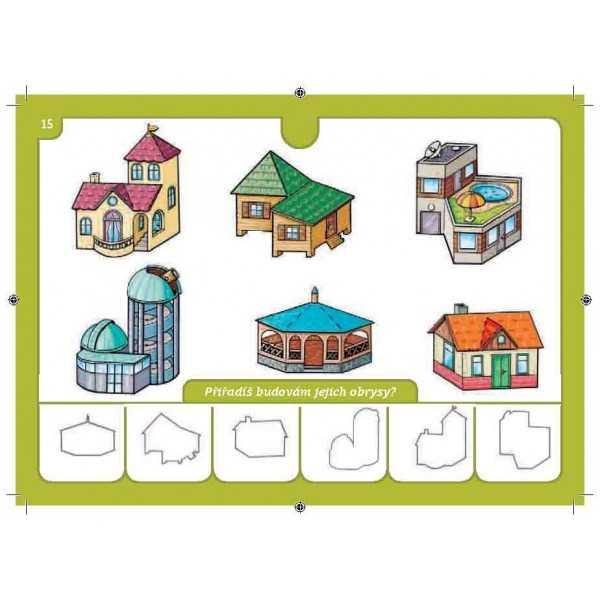 Voltík vzdělávací elektronická hračka - Školička 2