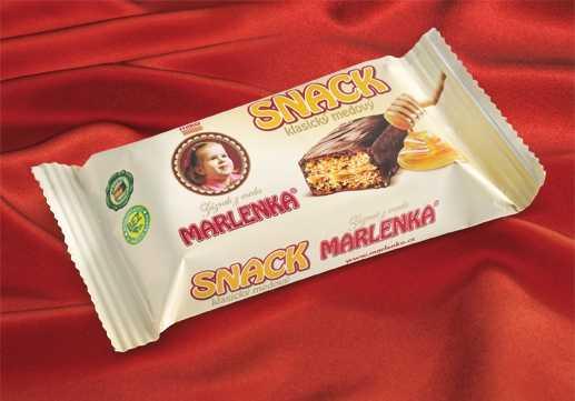 Marlenka Snack medový