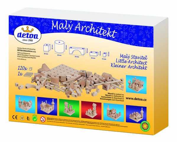 Dřevěné hračky - Malý Architekt