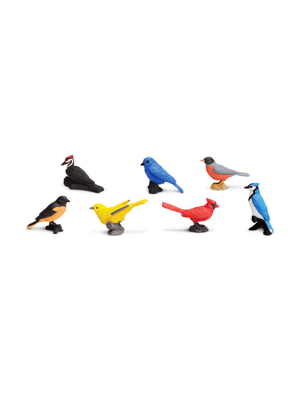 Safari Ltd - Tuba - Ptáci