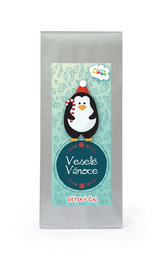 Čaj - Dárkové čaje - Veselé Vánoce s tučňákem