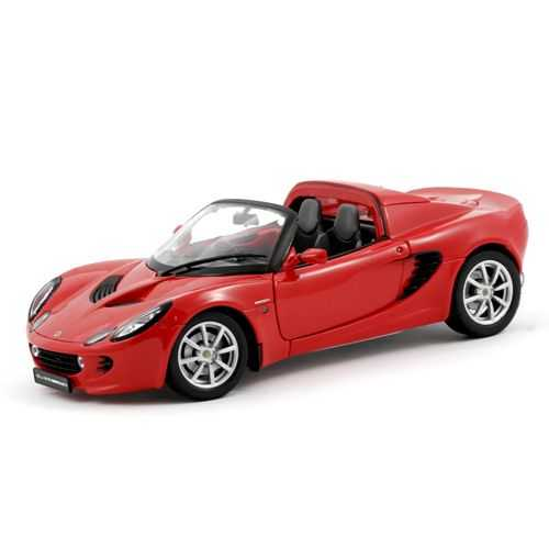 Welly -  Lotus Elise 111s 1:34 červený
