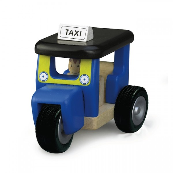 Wonderworld Dřevěný mini Tuk tuk