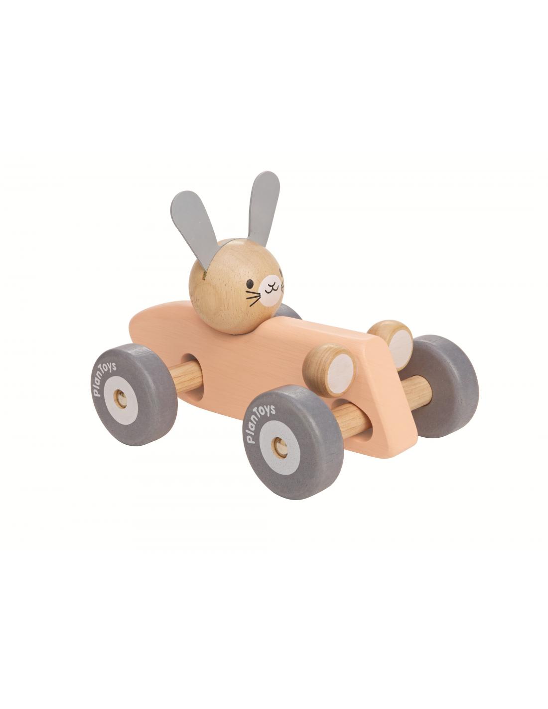 PlanToys Závodník králíček PlanLifestyle